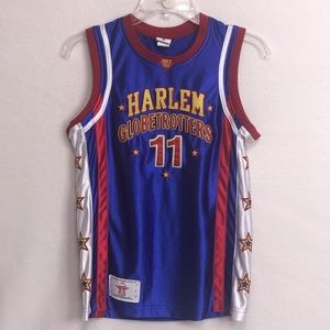 """HARLEM GLOBETROTTERS  S """"CHEESE"""" JERSEY VINTAGE"""